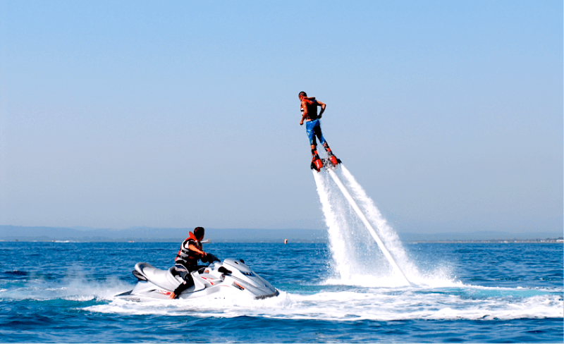 FLYBOARD ACTIVITES DEAUVILLE