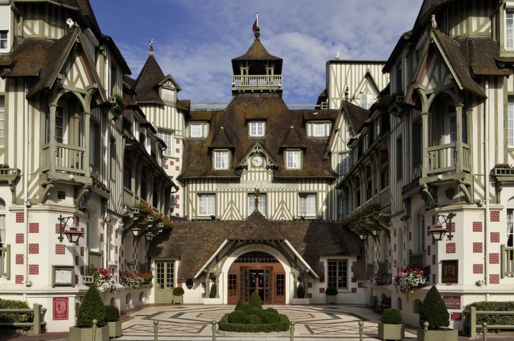 LE NORMANDY BARRIERE - SEMINAIRE A DEAUVILLE