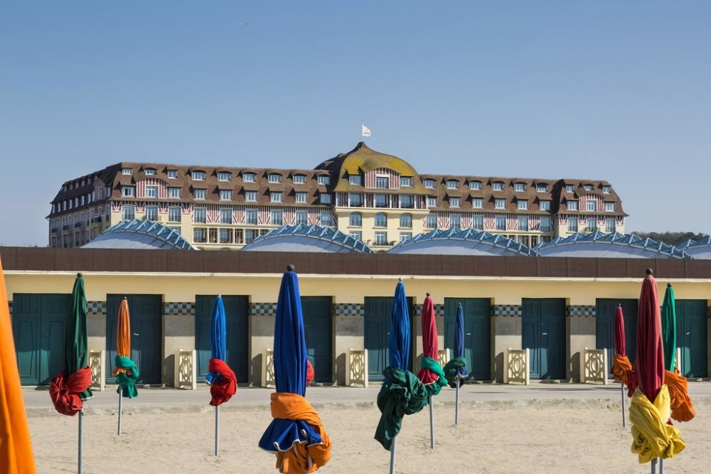 LE ROYAL BARRIERE - SEMINAIRE A DEAUVILLE